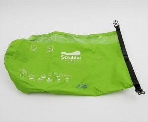 スクラバウォッシュバッグ 携帯用洗濯袋