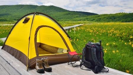 旅行にキャンプと楽しいゴールデンウィーク