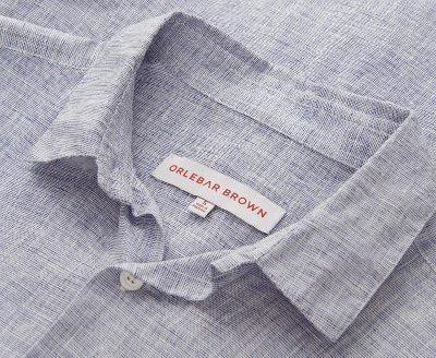 ファッショナブルなクールビズシャツ