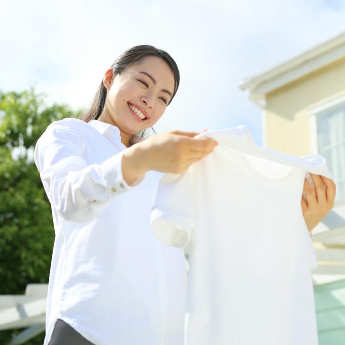 お洗濯のお助け剤『ハイター』液性を知ってかしこく使い分けよう!