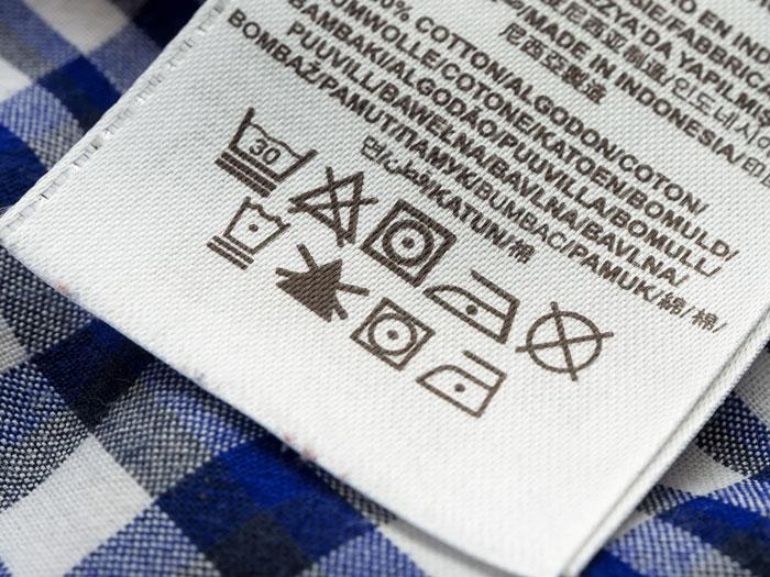 洗濯前にチェックしたい!取扱い表示記号チェックアプリ5選