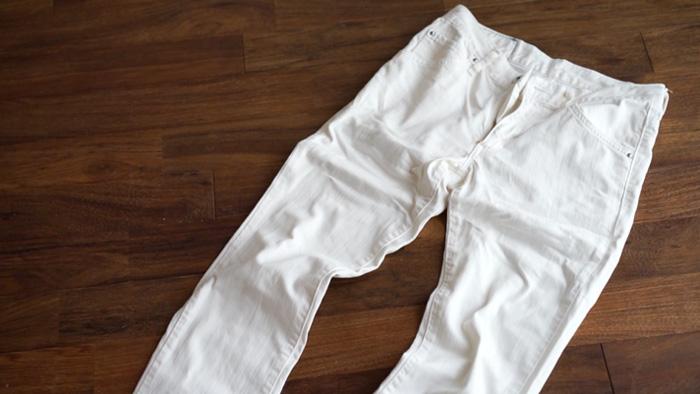 覚えておきたい真っ白いパンツの真っ白洗濯術!