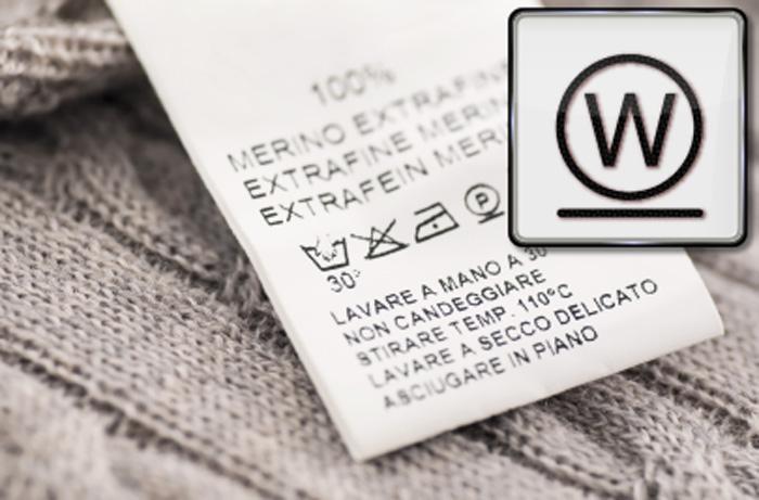 家庭洗濯の手洗いすら出来ない洋服がなぜ、クリーニング店で洗えるのか?