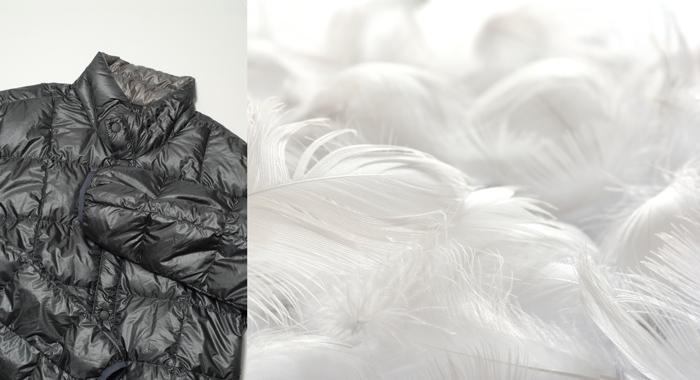 リサイクル羽毛は、新らしい羽毛(新品)よりキレイって本当?