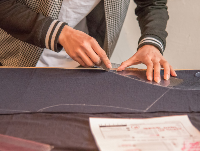 初めてでもわかる洋裁道具の使い方(1)チャコ
