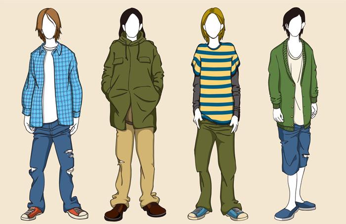 ファッションの歴史(12)1990〜2000年代のファッション