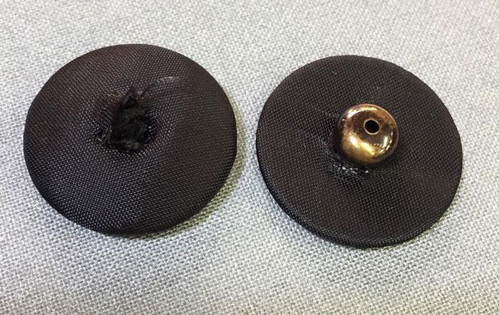 初めてでもわかる洋裁道具の使い方(3)クルミスナップボタンの作り方