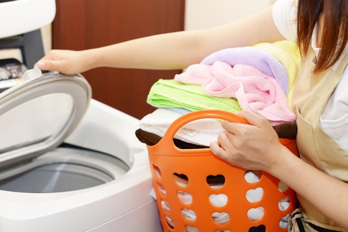 洗濯機にどれだけ入れれば良いのか?汚れ落ちからみた理想的な投入量とは