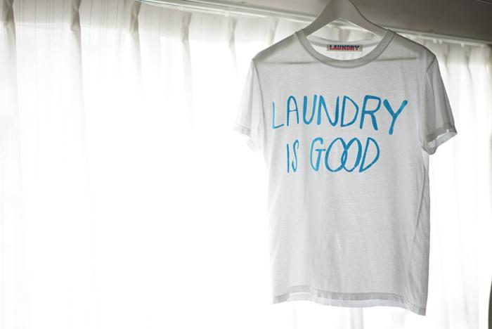 ヨレヨレになったTシャツを洗濯でシャキっと復元させる方法