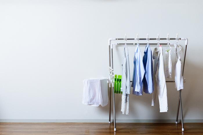 生乾きの嫌なにおいを抑える部屋干し速乾の3大テクニック