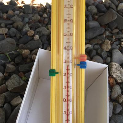 思わずナットク!14.2℃も下がる効果抜群の日傘実験