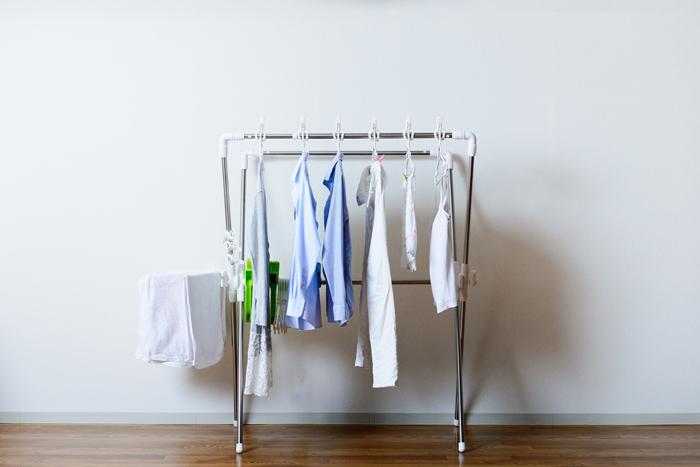 洗濯物が乾かない…ニオイが発生する…梅雨時期のお悩み解消方法