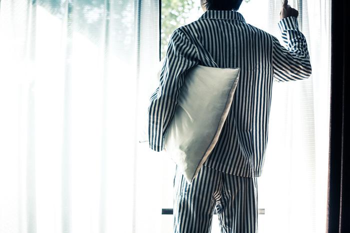 梅雨時期などは特に注意!パジャマを毎日取り替え・洗濯してますか?