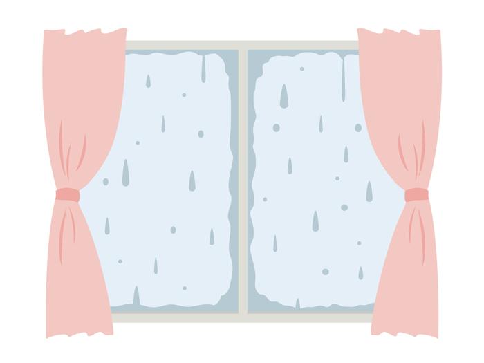 夏だから実施したい!かんたん・効果てきめんのカーテンのカビ予防
