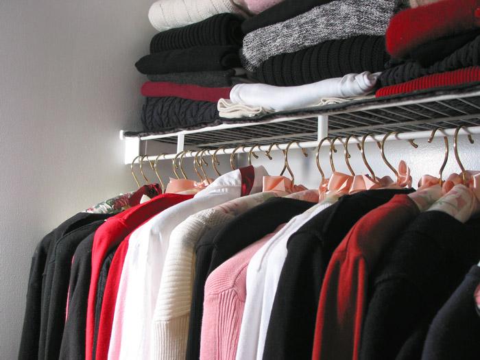 たたむ方が良い・たたまない方が良い衣類の見分け方