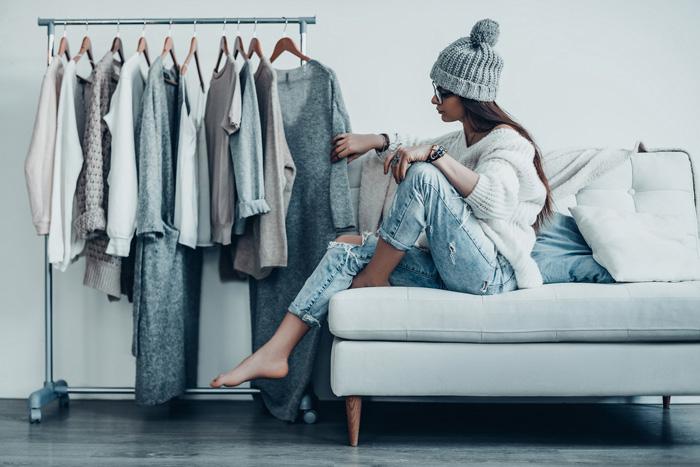 あなたのお洋服のコレクション「量」重視ですか?「質」重視ですか?