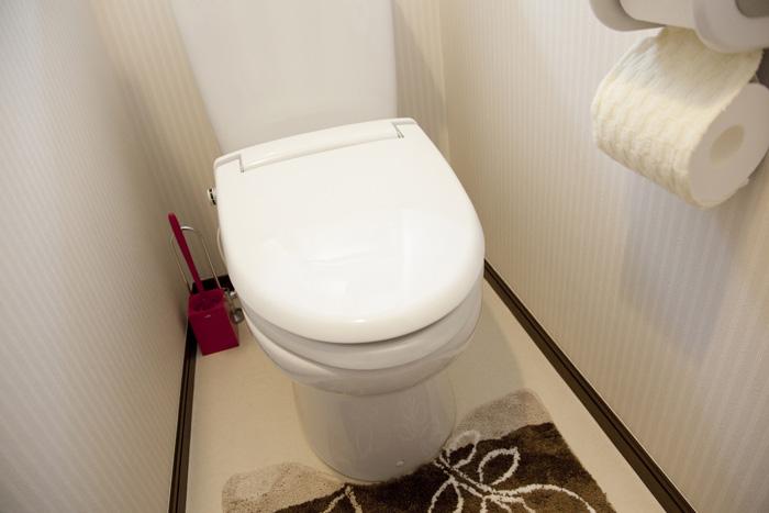 簡単にできるトイレの臭い(アンモニア臭)を予防する方法