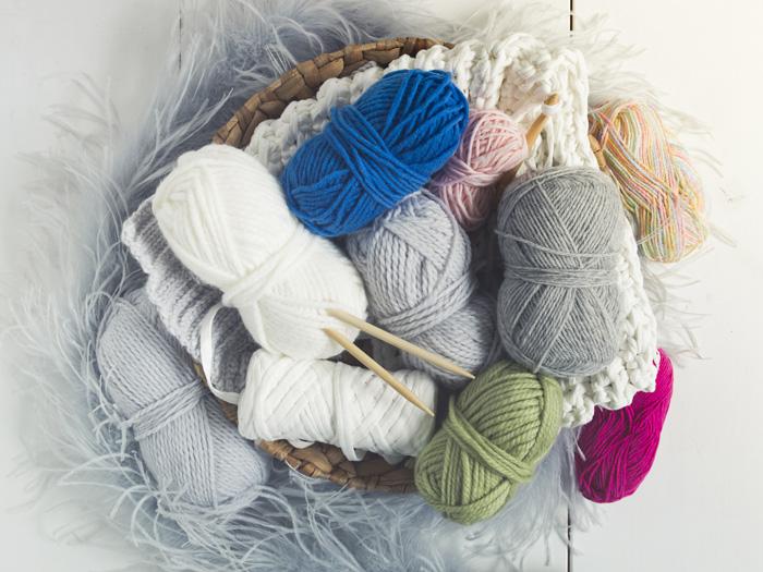 毛玉になりやすい / なりにくい素材・繊維の組み合わせ