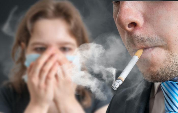 タバコの臭いパート3 クリーニング店の知識活用法(臭い消しの3段構え)