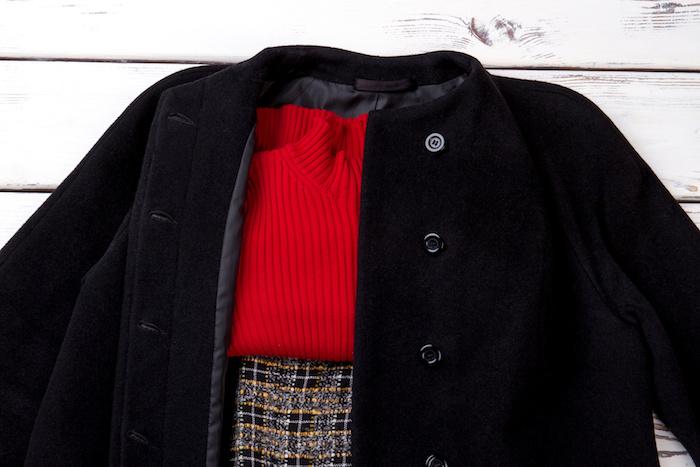 ウールコートの毛並みや毛玉のメンテナンス