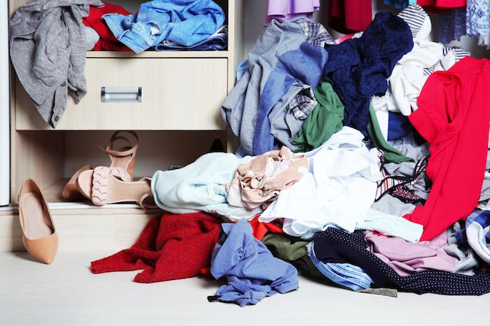 着る服がない!と慌てないためにも、新しい洋服を買ったらやることリスト