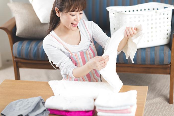 暑い夏にGOOD 面倒な洗濯をラクにする3つのカゴ分けテクニック