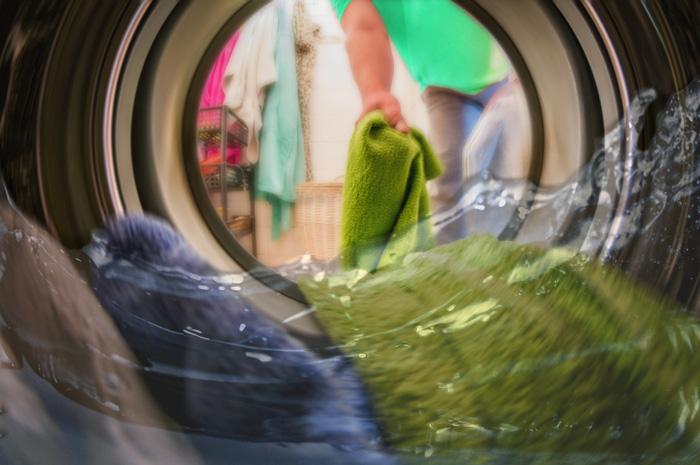必ずチェックしたい水の資料量・洗濯機選びのポイント!