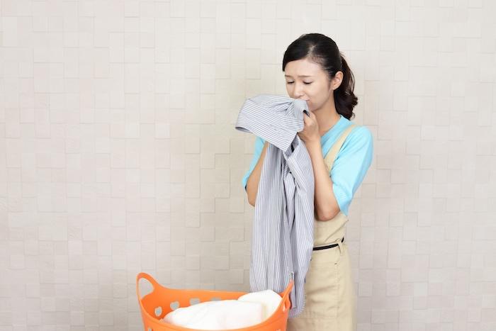 洗濯物の部屋干しで生乾き臭を発生させない洗濯のコツあれこれ