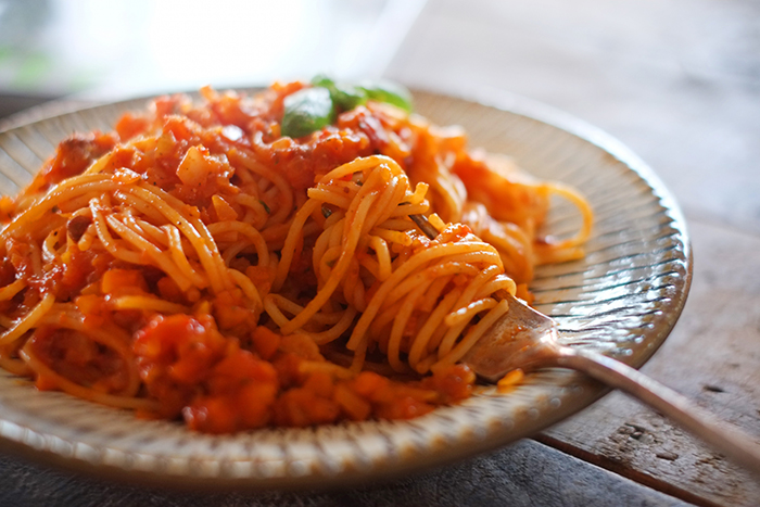 「やってもうた!」外出先でつけちゃったスパゲッティーのしみ!どうすればいいの?(前編)