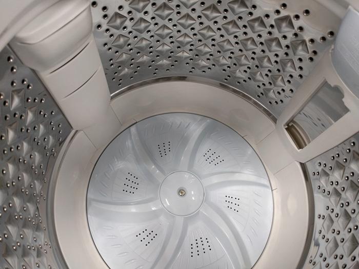 洗濯物が乾きにくい冬場のお洗濯は 2回脱水で乾燥時間を減らそう